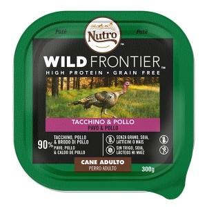 Dog Wild Frontier con...
