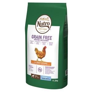 Dog Grain Free Large con Pollo