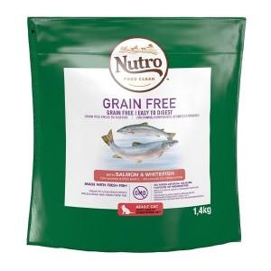 Cat Grain Free con Salmone...