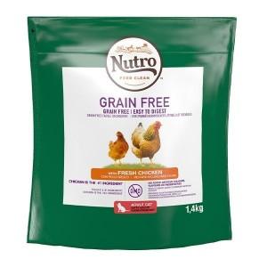 Cat Grain Free con Pollo