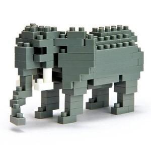 Microcostruzione Elefante...