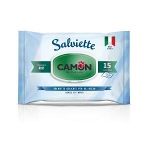 Salviette Detergenti per Occhi