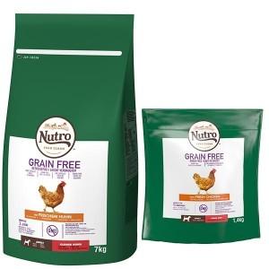 Dog Grain Free Small con Pollo