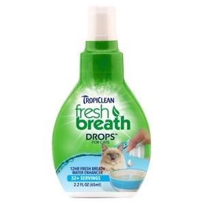 Fresh Breath Drops per Gatti