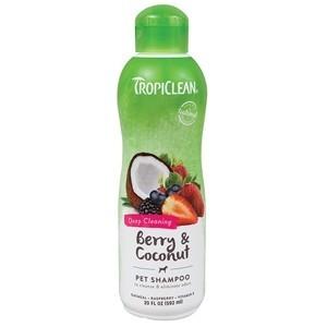 Shampoo Berry e Coconut