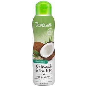 Shampoo Oatmeal e Tea Tree