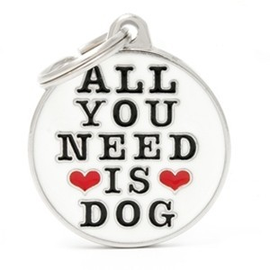 Medaglietta Animali All You...