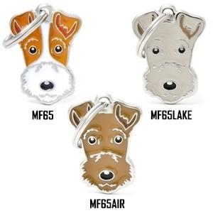 Medaglietta Friends Terrier