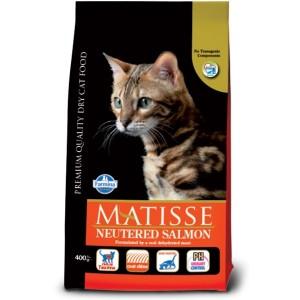 Matisse Neutered con Salmone