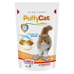 Crancy Puffy Cat con Pollo...