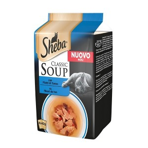 Classic Soup con Filetti di...