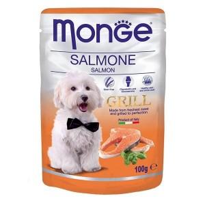 Grill Bocconcini con Salmone