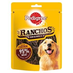Snack Ranchos con Pollo