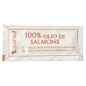 100% Olio di Salmone