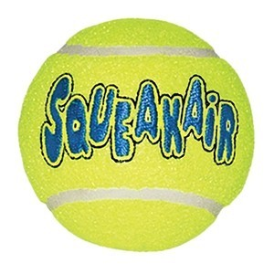 AirDog Squeakair Tennis Ball