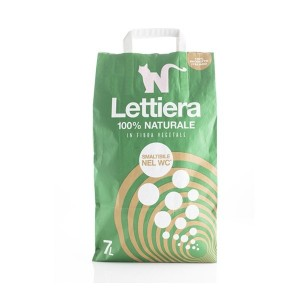 Lettiera 100% Naturale in...