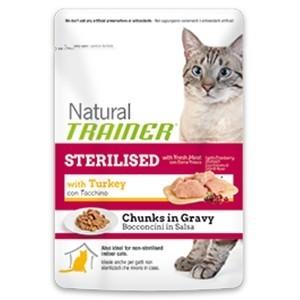Natural Adult Sterilised...