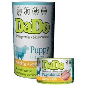 Monoproteico Puppy Pollo
