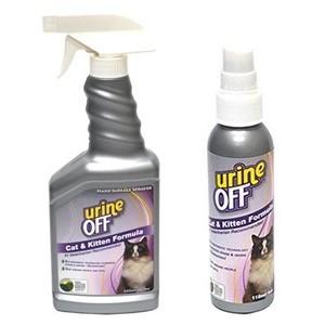 Urine Off Spray Gatti e...