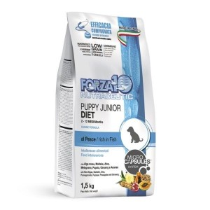 Puppy Junior Diet al Pesce