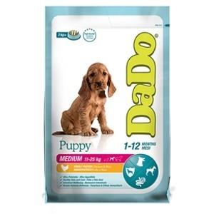 Puppy Medium Breed Pollo e...