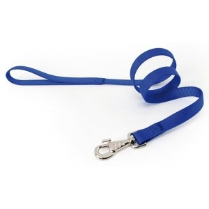 Guinzaglio Nylon Blu