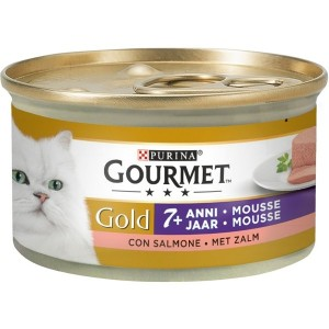 Gourmet Gold  Mousse +7...