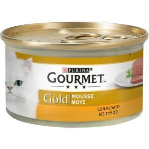 Gourmet Gold Mousse con Fegato