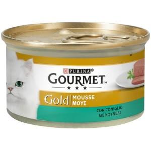 Gourmet Gold Mousse con...