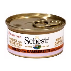 Pollo con Gamberetti in...