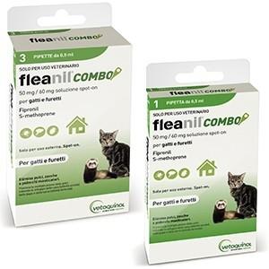 Fleanil Combo per Gatti e...