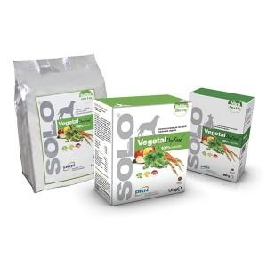 Solo Vegetal Dry Food