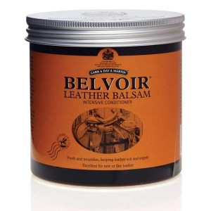 Belvoir Leather Balsam...