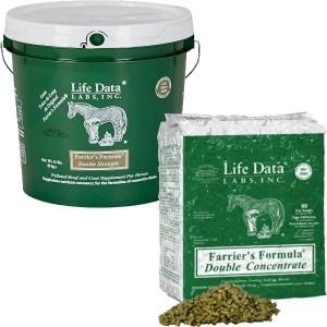 Life Data Farrier's Formula...