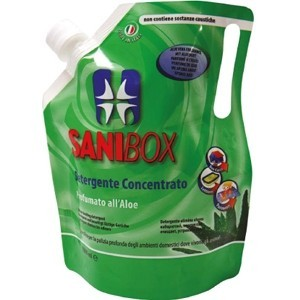 Detergente Sanibox...
