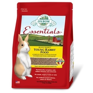 Essentials Young Rabbit Food