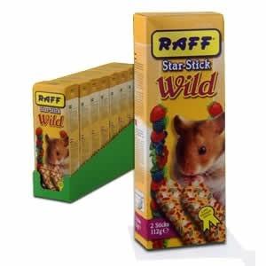 Star Stick Hamster Wild