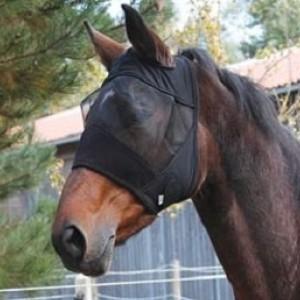 Maschera Antimosche per Equini