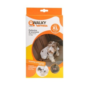 Walky Cintura Sicurezza 2 in 1