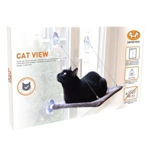 Cat View Lettino da Finestra