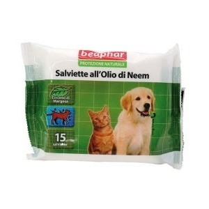 Salviette all'Olio di Neem