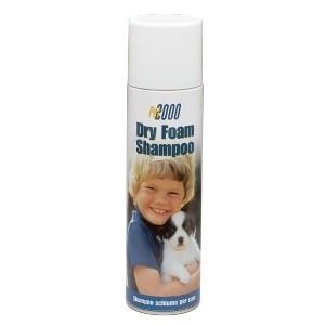 Dry Foam Shampoo schiuma...