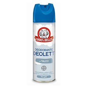 Deodorante Deolett Talco