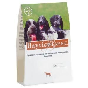 Bayer - Bayticol 6% E. C.